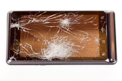 Motorola Defy afficher - la réparation fonctionne si