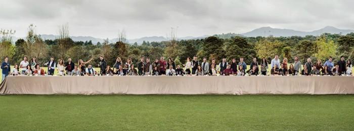 William Levy, Ariane Diaz et José Ron Parmi Top 50 Televisa stars de Caras - Voir Leur Shoot amusante [Visualisez]