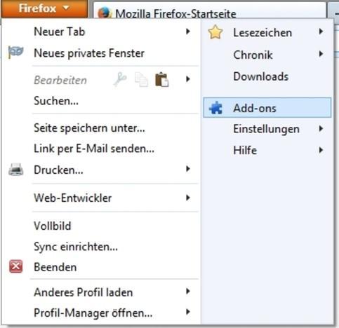 Pour Firefox Change Layout - Voici comment