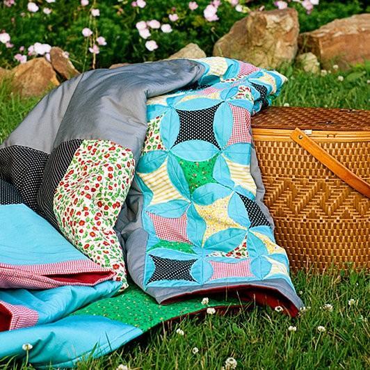25 couvertures de bricolage pour la plage piscine ou pique nique. Black Bedroom Furniture Sets. Home Design Ideas