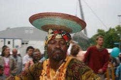 Musique africaine - vous faire des séquences de mouvements avec des enfants