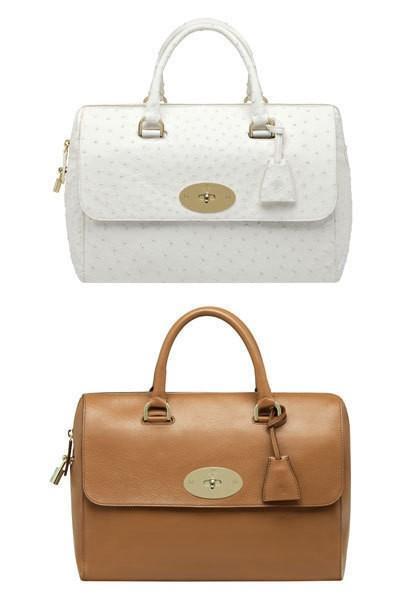 """Nouveau sac par Mulberry: Le """"Del Rey"""" - Lana Del Rey est maintenant un it-bag"""