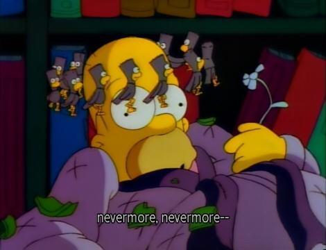 Tout ce que je dois savoir, je appris de Treehouse of Horror Les Simpsons Episodes (Partie II)