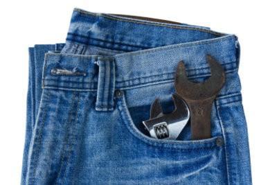 Jeans patch - est de savoir comment cela fonctionne avec des patchs