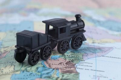 réseau de chemin de fer - si vous planifiez votre voyage en train