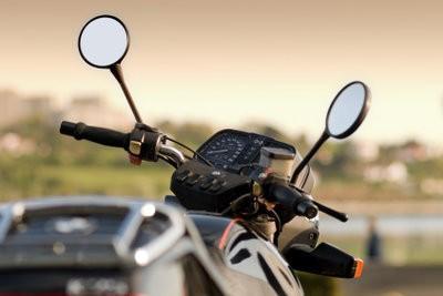 Changer guidon réussi - Honda Hornet