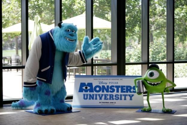 Derrière les portes: Un regard d'initié à l'Université Monsters
