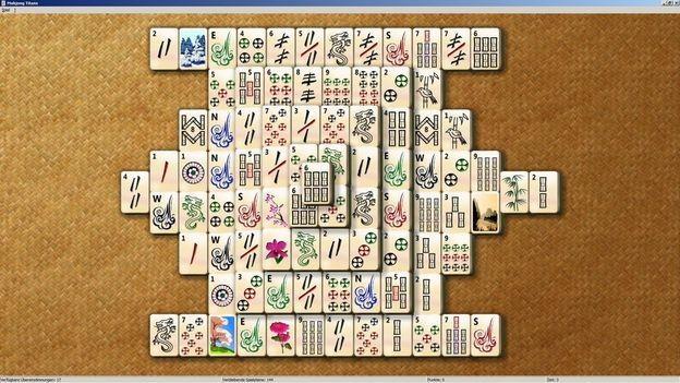 Mahjong Titans jouent - comment cela fonctionne: / BeeVar.com