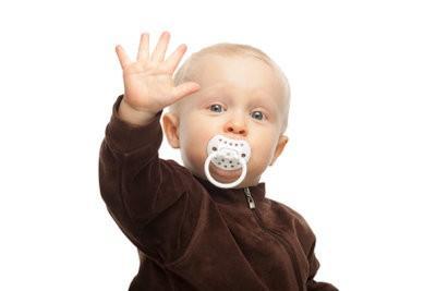 Sucettes pour adultes - de sorte que gère le Faschingsgag bébé
