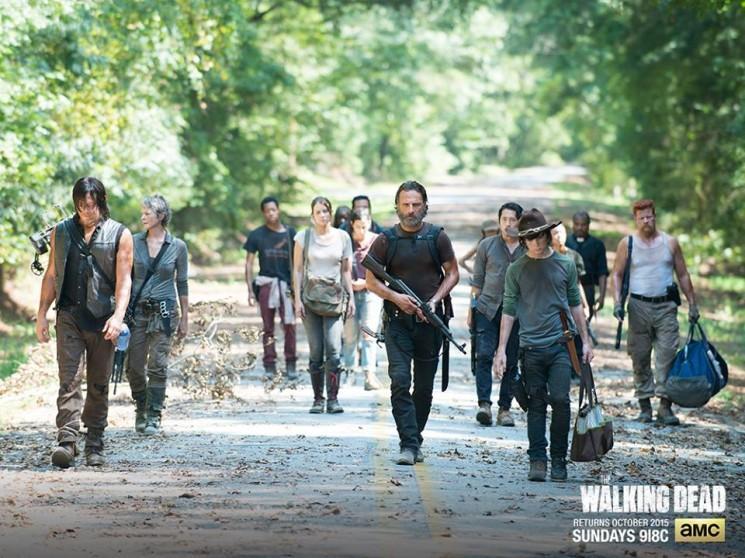 """«Peur The Walking Dead"""" spoilers: Voir les scissions et """"Walking Dead"""" à jouer mêmes règles, Selon Afficher Creator"""