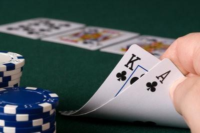 """""""Comment est-poker?""""  - Instructions pour le Texas Hold'em"""