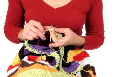 maille d'enregistrement - Trucs et astuces pour les aiguilles à tricoter épais
