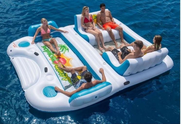 Top 10 des meilleurs gonflables îles flottantes en 2015