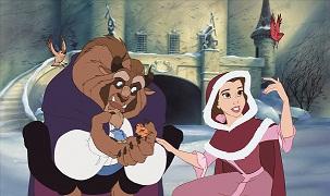L'évolution de la princesse de Disney-de jeune fille mignonne à Badass