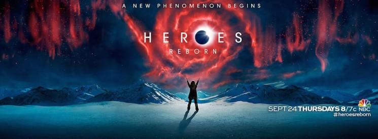 'Heroes Reborn »publie de nouvelles remorques et Premiere date