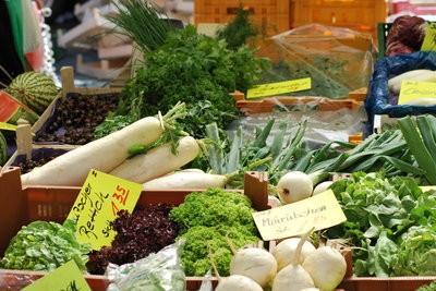 Régime alimentaire vert - de sorte que vous détoxifier votre corps