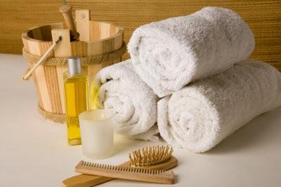 Les soins à base de produits naturels correctement - cheveux