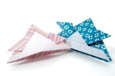 Fold avec du papier origami grandes figures - comment cela fonctionne: