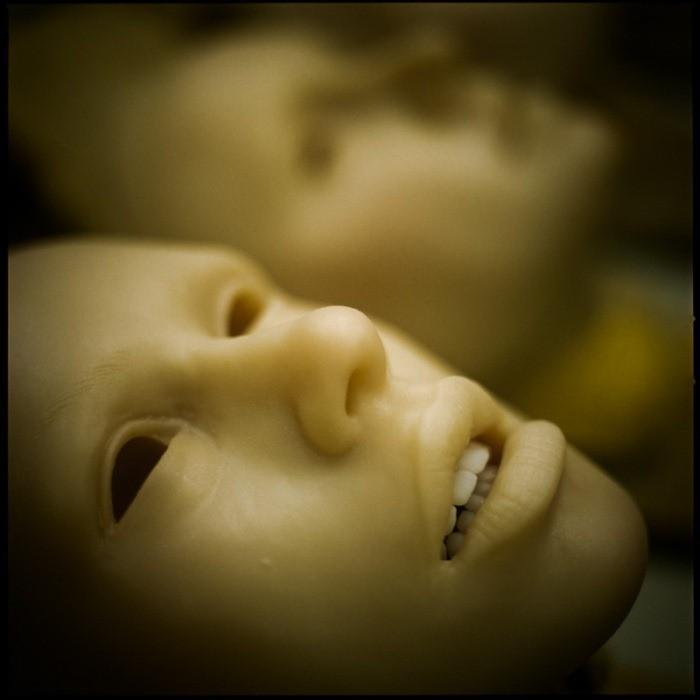A l'intérieur de Californiaâ € ™ réel Doll Factory