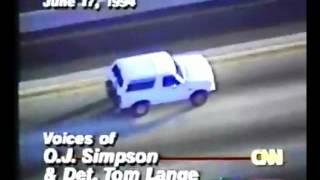 Nouvelles Nostalgie: Parlons Le procès d'OJ Simpson