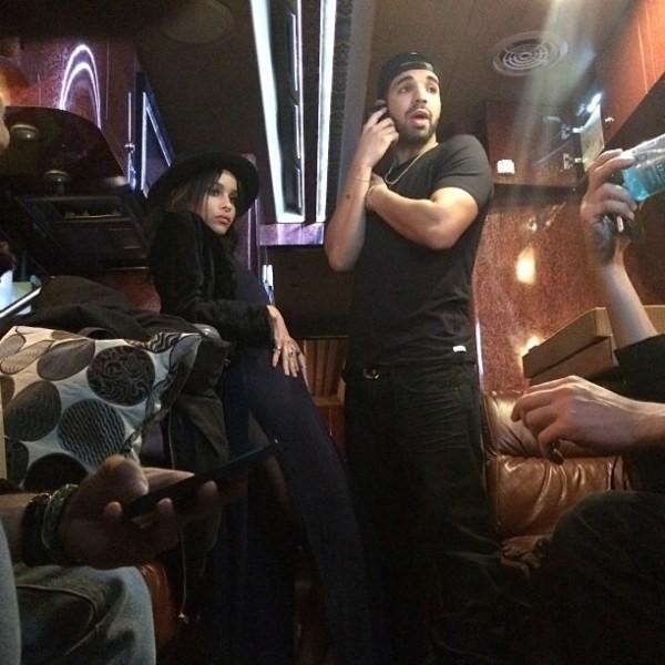 Drake New Girlfriend 2013: Zoe Kravitz est éviction Rihanna Main Squeeze du rappeur?