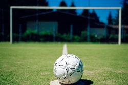 Football après ligament du genou jeu - à noter