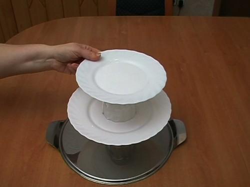 Faites gâteau se reposer - afin que vos collations apprécié de manière adéquate