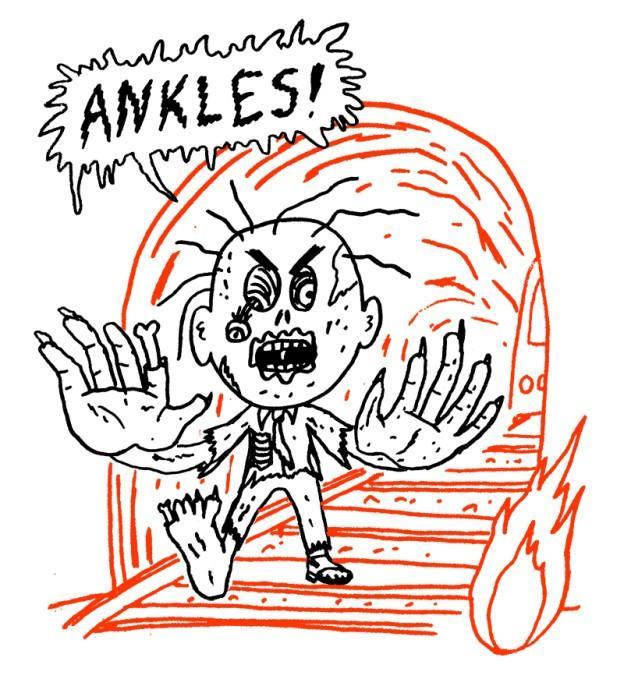 Comment dessiner un zombie en 7 tapes faciles - Comment dessiner un zombie ...