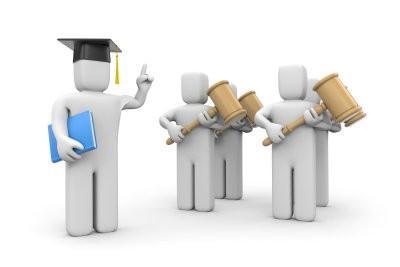 Professions pour les avocats - à ces options que vous avez après l'obtention du diplôme