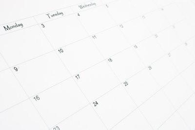 Créer horaire quotidien - bonne gestion du temps tellement de succès au travail