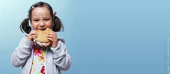 Drive Thru Nutrition - Mes enfants sont en bonne santé et qu'ils mangent fast food