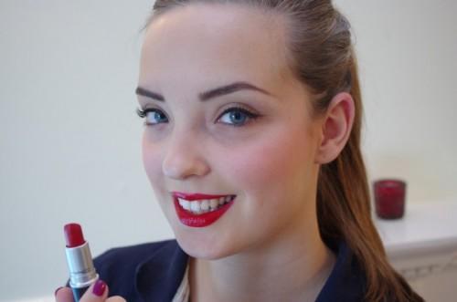 Maquillage: Une histoire - Les années 1940, Style Rita Hayworth / Dita Von Teese