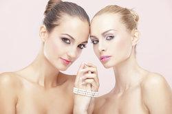 Visage en forme de coeur - des conseils de maquillage