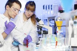 la serrure et principe clé en biologie