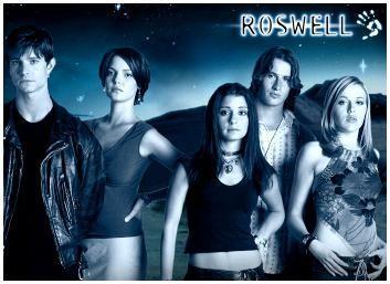 Qu'est-ce qui leur est arrivé ?: le casting de 'Roswell'