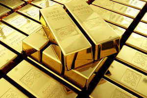 L'or est magnétique?