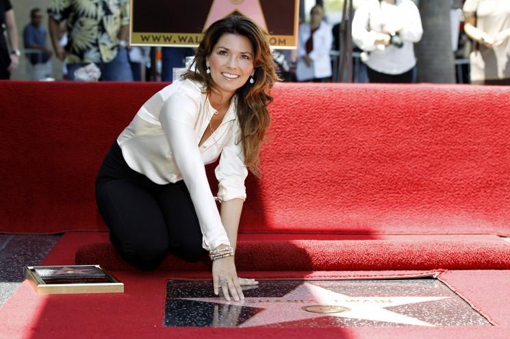 Shania Twain nouvel album 2013: Pays Chanteur Regarder Regarder pour Producteur, Commence Nouvelle série de concerts à Las Vegas