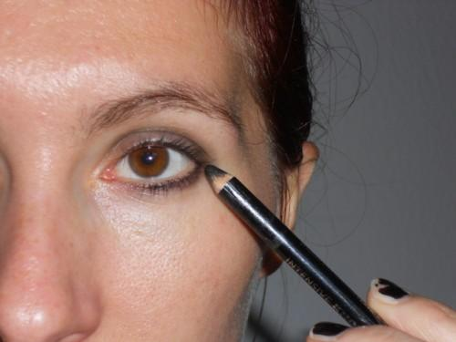 Maquillage pour Halloween - Instructions