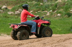 Quad hors route - Remarques