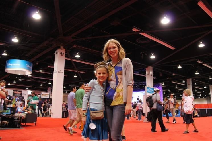 The Ultimate Family Fun Guide de D23 Expo