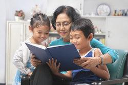 Grandma comme assistante maternelle - à noter