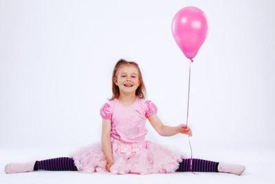 L'anniversaire des enfants pour une princesse - donc réussir le fabuleux anniversaire
