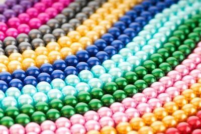 Crochet avec des perles - comment cela fonctionne: