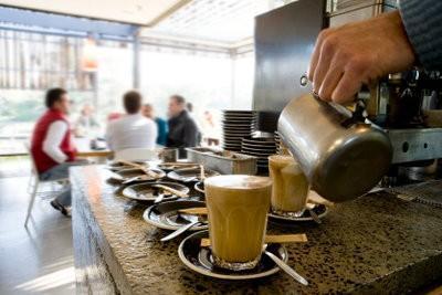 Ouvrir Cafe - donc réussit de