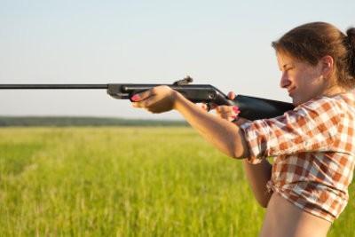 Tir pistolet - de sorte qu'il pourrait travailler avec le prix principal