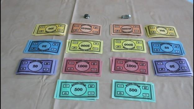 Casino fake money