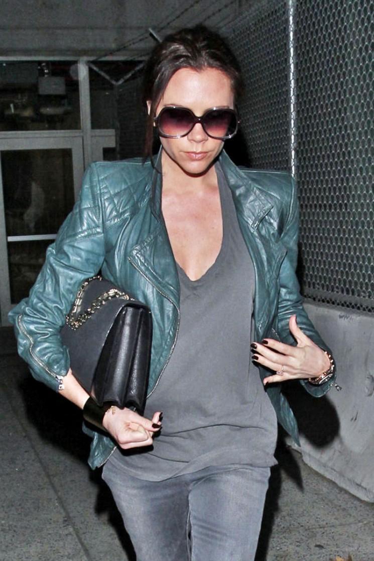 Donde Gucci?  10 choses que vous ne saviez pas sur Victoria Beckham!  (Photos)