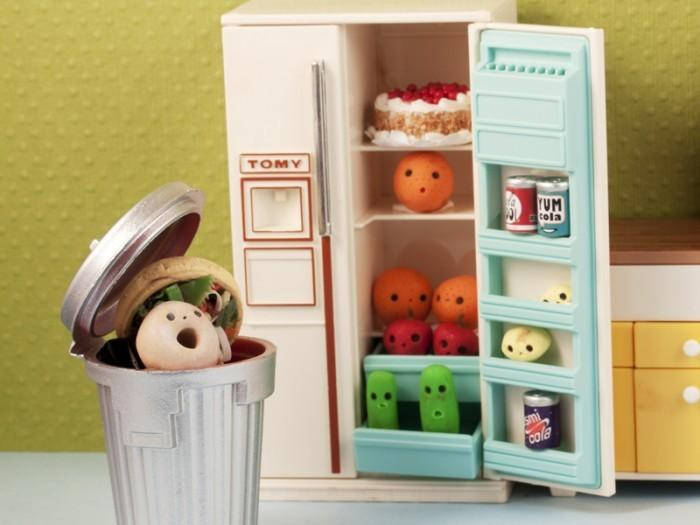 Comment votre nourriture sent vraiment quand vous nettoyez votre réfrigérateur