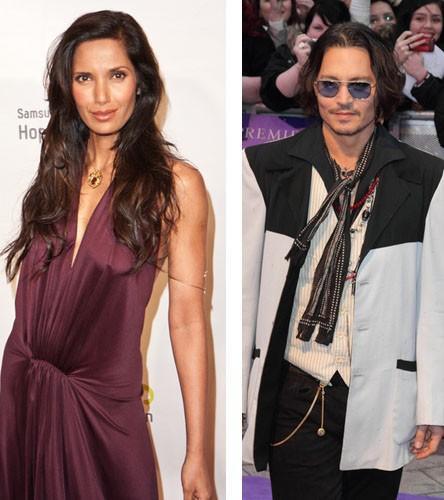 5 Suggestions pour Johnny Depp: Qui doit-il brancher avec Next?
