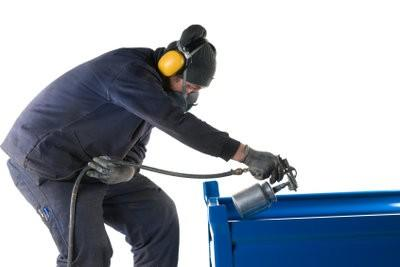 Utilisez de la peinture du pulvérisateur correctement